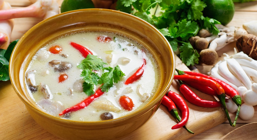 Easy Soup Recipes With Chicken Broth Thai Broth Soup
